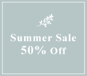 SUMMER SALE 50%OFF
